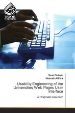 Usability Engineering of the Universities Web Pages User Interface