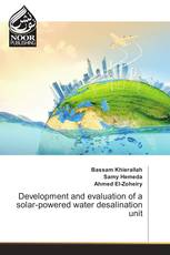 Development and evaluation of a solar-powered water desalination unit