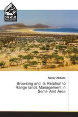 Browsing and its Relation to Range lands Management in Semi- Arid Area