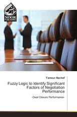 Fuzzy Logic to Identify Significant Factors of Negotiation Performance