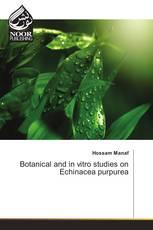Botanical and in vitro studies on Echinacea purpurea