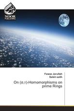On (σ,τ)-Homomorphisms on prime Rings