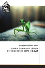 Natural Enemies of certain piercing sucking pests in Egypt