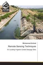Remote Sensing Techniques
