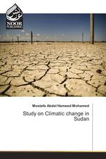 Study on Climatic change in Sudan