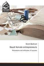 Saudi female entrepreneurs