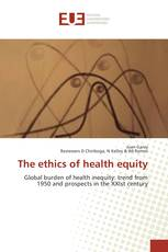 The ethics of health equity