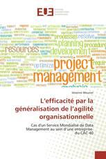 L'efficacité par la généralisation de l'agilité organisationnelle