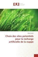 Choix des sites potentiels pour la recharge artificielle de la nappe
