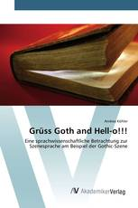 Grüss Goth and Hell-o!!!