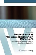 Aktienoptionen als Managementvergütung in Deutschland