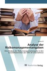 Analyse der Risikomanagementangaben