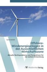 Offshore-Windenergieanlagen in der Ausschließlichen Wirtschaftszone