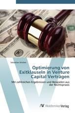 Optimierung von Exitklauseln in Venture Capital Verträgen