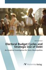 Electoral Budget Cycles and Strategic Use of Debt