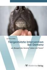 Tiergestützte Intervention bei Demenz