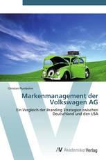 Markenmanagement der Volkswagen AG