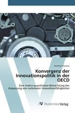 Konvergenz der Innovationspolitik in der OECD