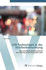 LED-Technologie in der Straßenbeleuchtung