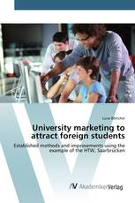 University marketing to attract foreign students
