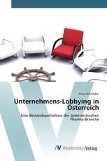 Unternehmens-Lobbying in Österreich