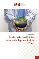 Etude de la qualité des eaux de la lagune Sud de Tunis
