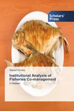 Institutional Analysis of Fisheries Co-management