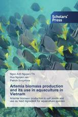 Artemia biomass production and its use in aquaculture in Vietnam