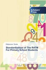 Standardization of The RATM For Primary School Students