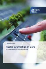 Haptic Information in Cars