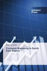 Cocoyam Marketing in South East Nigeria