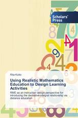 Using Realistic Mathematics Education to Design Learning Activities