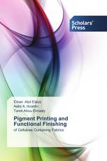 Pigment Printing and Functional Finishing