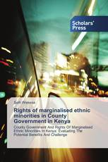 Rights of marginalised ethnic minorities in County Government in Kenya