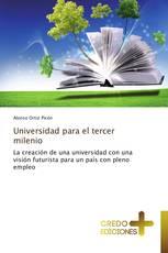 Universidad para el tercer milenio