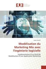 Modélisation du Marketing Mix avec l'ingénierie logicielle