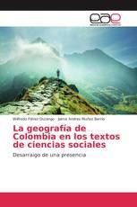 La geografía de Colombia en los textos de ciencias sociales