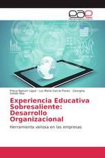 Experiencia Educativa Sobresaliente: Desarrollo Organizacional