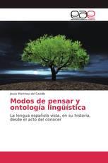 Modos de pensar y ontología lingüística