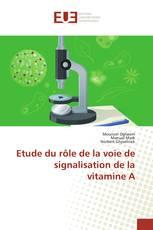 Etude du rôle de la voie de signalisation de la vitamine A