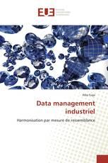 Data management industriel