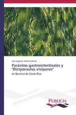 """Parásitos gastrointestinales y """"Dictyocaulus viviparus"""""""