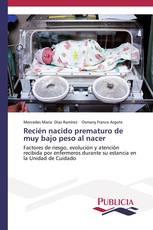 Recién nacido prematuro de muy bajo peso al nacer