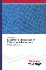 Espectros de Respuesta en Voladuras Subacuáticas