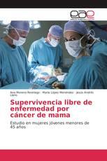 Supervivencia libre de enfermedad por cáncer de mama
