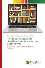 Influência da produção científica docente em textos dissertativos