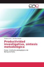 Productividad investigativa, síntesis metodológica