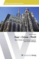 Fear - Crime - Thrill
