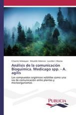 Análisis de la comunicación Bioquímica. Medicago spp. - A. agilis