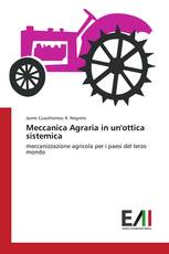 Meccanica Agraria in un'ottica sistemica